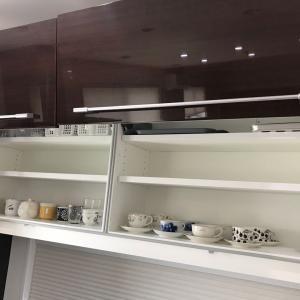キッチン収納 食器棚編