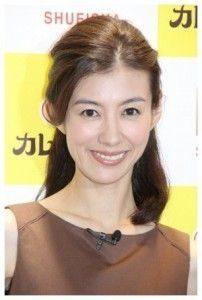 ともさかりえ(女優)歪み原因「監察医 朝顔」連ドラ初の刑事役に抜擢!