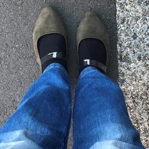 靴擦れしない靴が欲しいんだが!