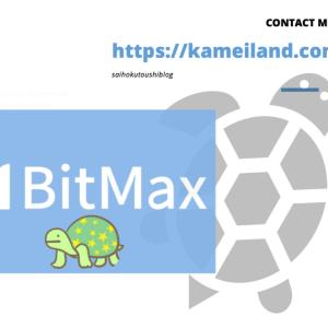 【緊急案件】思わぬコストに注意!仮想通貨取引所BITMAX(ビットマックス)で最大55000円を獲得する方法!