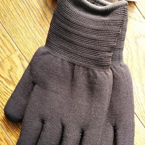 オススメ防寒アイテム(手袋)