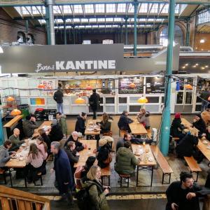 その歴史は100年以上?!ベルリンの市場「Markthalle Neun(マルクトハレノイン)」に行ってみた!