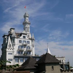スイス旅行(Luzernへの旅 後編)