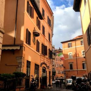 イタリア旅行最終日