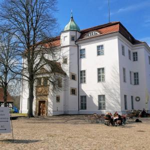敷地内に宮殿?!ドイツ・ベルリンでおすすめの散歩スポット、ベルリンの森『グルーネヴァルト』に行ってみた!