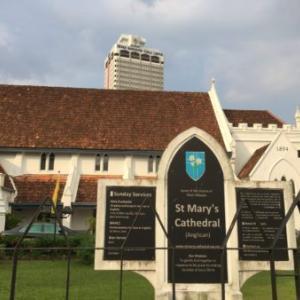 セント・マリー聖堂(教会)