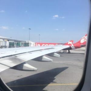 KLIA2から東京へ帰国