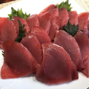 鹿児島県枕崎産の1本釣り初かつおが入荷しました。