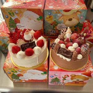 クリスマスケーキ かじわら商店モーメンツ