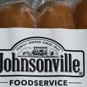 ジョンソンヴィルのソーセージ美味しいなぁ。