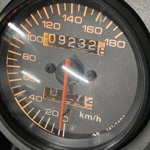 通勤インプレ!2/17 9232キロ