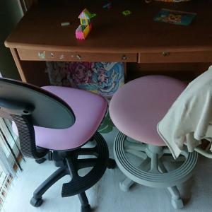 ちーさんの椅子