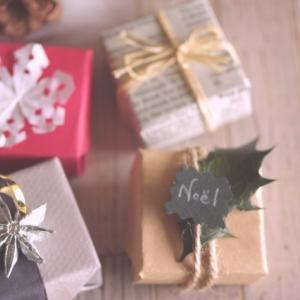 夫への冬のプレゼント