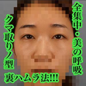全集中・美の呼吸 クマ取りノ型 裏ハムラ法!!!
