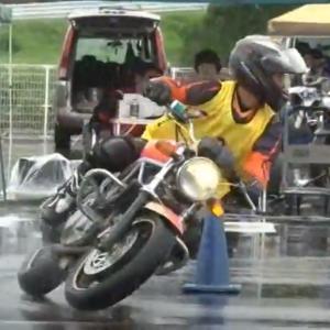 雨の練習会、4つのお得!