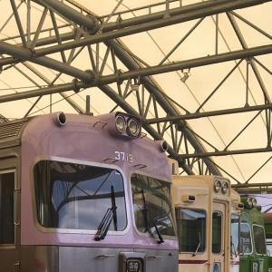 【京王れーるランド】息子が好きな電車やバスを見に行きました