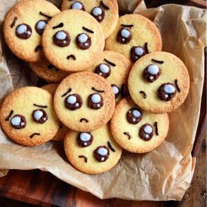 クッキー作りの結果……