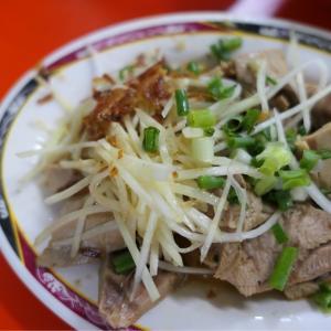 台湾的グルメ!高雄『郭嘉義火雞肉飯』編。