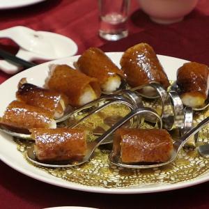 台湾的グルメ!台湾一美味しい?!北京ダック・宜蘭『紅樓中餐廳 』編。