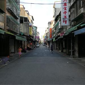 2019年6月 子連れ台湾旅行・2日目。