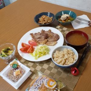 4月5日~煮物 和え物 と発酵ライフ