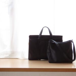 仕事鞄を消耗品と割り切る