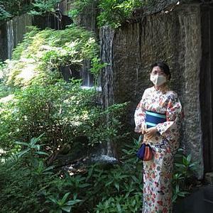 ホテル雅叙園東京の浴衣プランに行ってきた