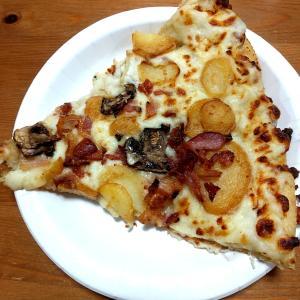 【コストコつくばライフ】フードコート新作『ベーコンポテトピザ』が超絶美味しい。Costco Lifestyle in Tsukuba