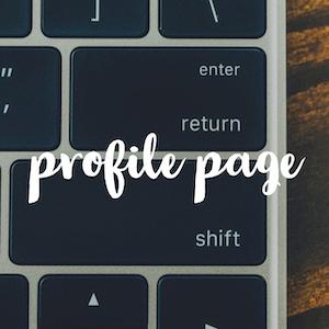 【30分で作れるHP】ペライチでプロフィールページを作ろう!〜作り方の手順