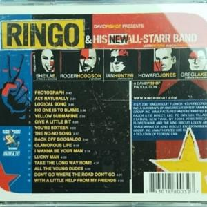 Ringo Starr & His NEW All-Starr-Band CD