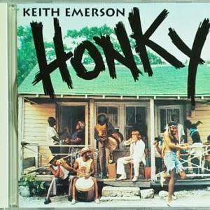 Honky CD Gunslinger Records  Ver.