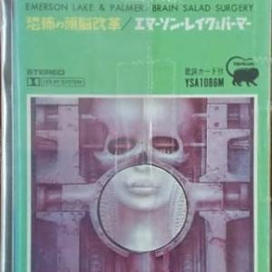 恐怖の頭脳改革 カセットテープ 国内版
