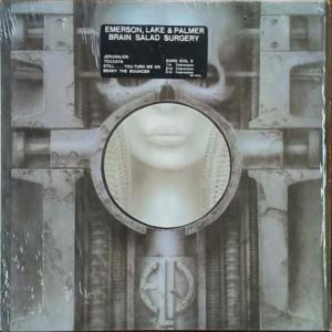 アルバム BRAIN SALAD SURGERY LP 米後期盤