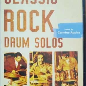 DVD クラシックロック・ドラムソロ