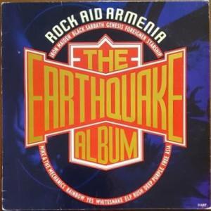THE EARTHQUAKE ALBUM  ROCK  AID  ARMENIA  フランス盤レコード
