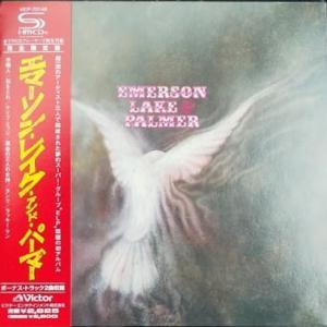 ファーストアルバム 英国ジャケット仕様 SHM-CD