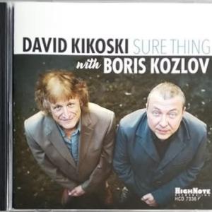 SURE THING DAVID KIKOSKI( デヴィッド・キコスキー)