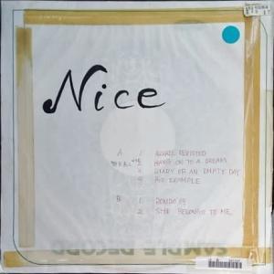 Nice サードアルバム 地方放送局所持  中古アナログ盤