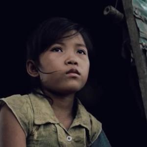 極度の貧困の中で暮らすカンボジアの子供たち