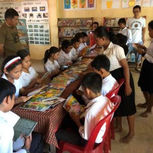子どもの読書活動の教育的効果