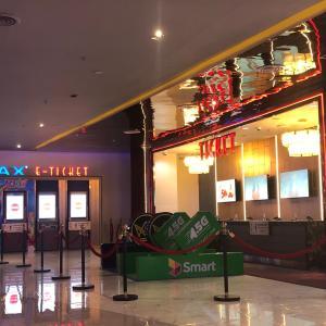 悲しさ漂う映画館