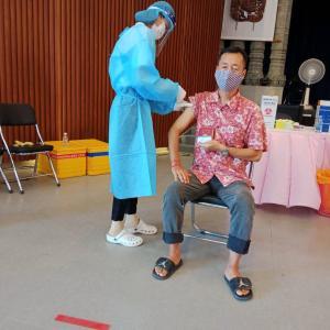 【待ち時間ゼロ】2回目のワクチン接種を終了