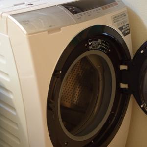 【HITACHI ヒートリサイクル 風アイロン ビッグドラム BD-SX110CR 2ヶ月使用レビュー】ドラム式洗濯機は必要不可欠。ただ埃に注意。