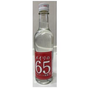 新型コロナウイルスの消毒にも使える!酒造メーカー「明利酒類」が作ったアルコール「メイリの65」は通販(ネット)で買えます!