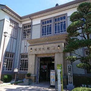 旧庁舎記念館周辺
