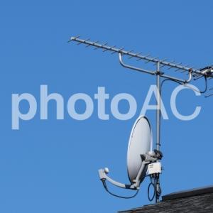 【家づくり】テレビアンテナは施主手配