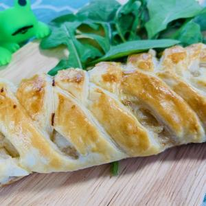 取り合いになった鱈のレモンクリームパイ