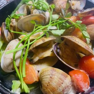 春の山菜と竹の子料理で晩ご飯