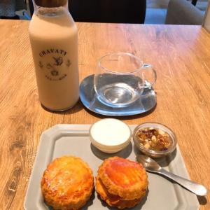【カフェ】スコーンが美味しい!ティーラテ専門店「チャバティ」