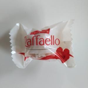 今日のおやつ ココナッツ好きにラファエロ
